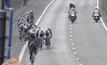 ตำรวจคุมเข้มแข่งจักรยานรายการใหญ่ที่เบลเยียม