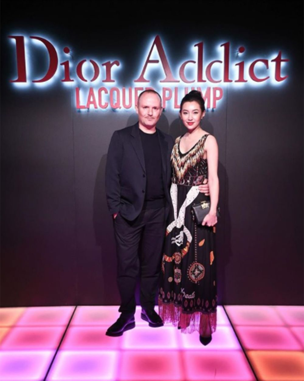 มิสเตอร์ปีเตอร์ ฟิลิปส์ (the creative and image director of Christian Dior makeup)