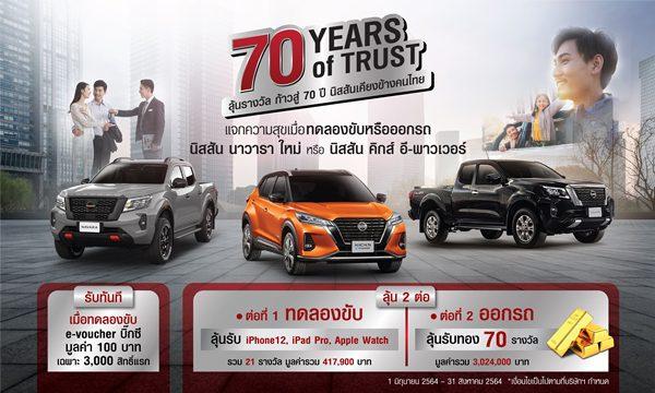 70 Years of Trust