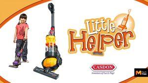 Dyson Ball Vacuum Toy  เครื่องดูดฝุ่นของเล่นเด็กที่ใช้ได้จริง คุณหนูสนุกคุณแม่สบาย