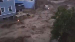 น่ากลัวมาก ! น้ำท่วมดุเยอรมนี ซัดรถทั้งคันไหลตามน้ำ ดับแล้ว 4 ศพ