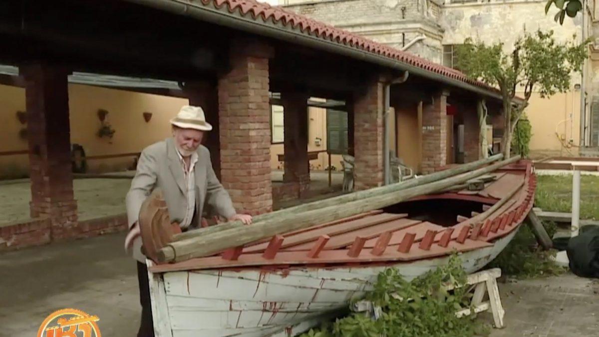 ฟื้นฟูวัฒนธรรมการต่อเรือไม้ในอิตาลี