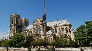 ชมภาพความงดงามของ มหาวิหารนอร์ทเทอดาม แห่งกรุงปารีส ประเทศฝรั่งเศส