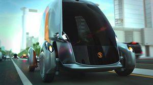 Continental Bee รถพลังงานไฟฟ้า ตัวต้นแบบ แห่งอนาคตจากวิสัยทัศน์ของ Continental
