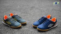 อัมโบร เปิดตัวรองเท้าฟุตซอล Futsal Pack ออกแบบเฉพาะสำหรับลูกหนังโต๊ะเล็ก