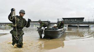 ฝนตกหนักในญี่ปุ่น ยอดผู้เสียชีวิตเพิ่มสูงขึ้น 27 ราย สูญหายอีก 47 คน