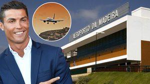 ตกม้าตาย!โรนัลโด้เปิดสนามบินบ้านเกิดชื่อตัวเองแต่ต้องเฟลกับสิ่งนี้