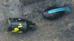 ระทึก! พบระเบิดลูกขว้าง-ของทำเลียนแบบ วางป่วนในซอยอินทามระ 55