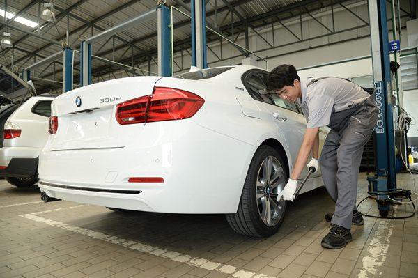 BMW Service Apprentice Program
