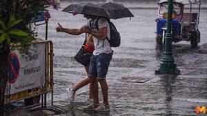 กรมอุตุฯ เผยผลกระทบจากพายุ 'เบบินคา' ส่งผลอีสาน-เหนือ ฝนตกชุกหนาแน่น