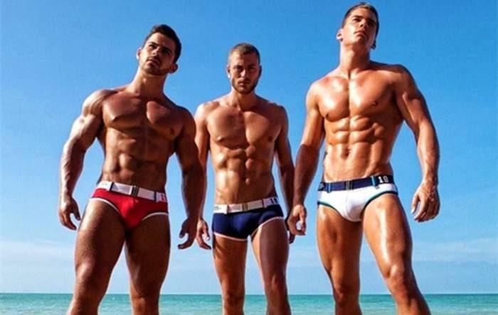 ผู้ชายจากทั่วโลกกินอะไรเพื่อออกกำลังกาย?