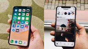 เผยหน้าตาของแอพพลิเคชั่นต่างๆ เมื่ออยู่บน iPhone 8 ที่มีหน้าจอแบบใหม่