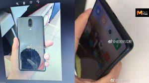 เผยภาพ Xiaomi Mi Mix 3 โชว์ขอบจอบาง และไม่มีกล้องอยู่ด้านล่างแล้ว