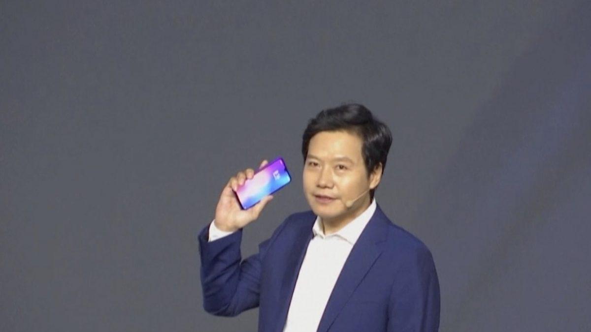 Xiaomi เปิดตัว Mi 9 ในจีน