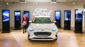 Ford เปิดขายออนไลน์แล้วในสหราชอาณาจักร พร้อมบริการส่งตรงถึงหน้าบ้าน