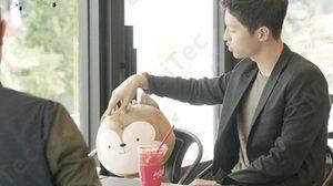 น่ารัก ตุ๊กตาคู่จิ้งจอก-กระต่าย ตามรอยซีรีส์เกาหลี descendants of the sun