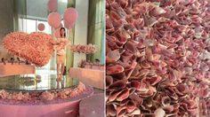 สายเปย์!! หนุ่มจีนเซอร์ไพรซ์วันเกิดแฟนสาวด้วยช่อดอกไม้ ธนบัตร เป็นเงินกว่า 1.6 ล้านบาท