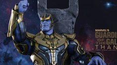 Thanos ตัวร้ายสุดโหดที่เหล่าฮีโร่เกรงกลัว จาก Hot Toys