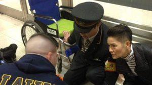ชื่นชม! พยาบาลสาวไทย ช่วยปั๊มหัวใจผู้ป่วยกลางสถานีรถไฟโตเกียว