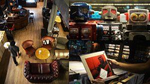 Vinyl & Toy สวรรค์บนดินของคนรักแผ่นเสียงและของเล่นวินเทจ