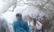ตอนกลางและตะวันออกของจีนเผชิญอากาศเย็น1-2-3