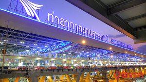 สนามบินสุวรรณภูมิ แจง หลังมีผู้โดยสารชาวรัสเซีย กระโดดชั้น 4 เสียชีวิต