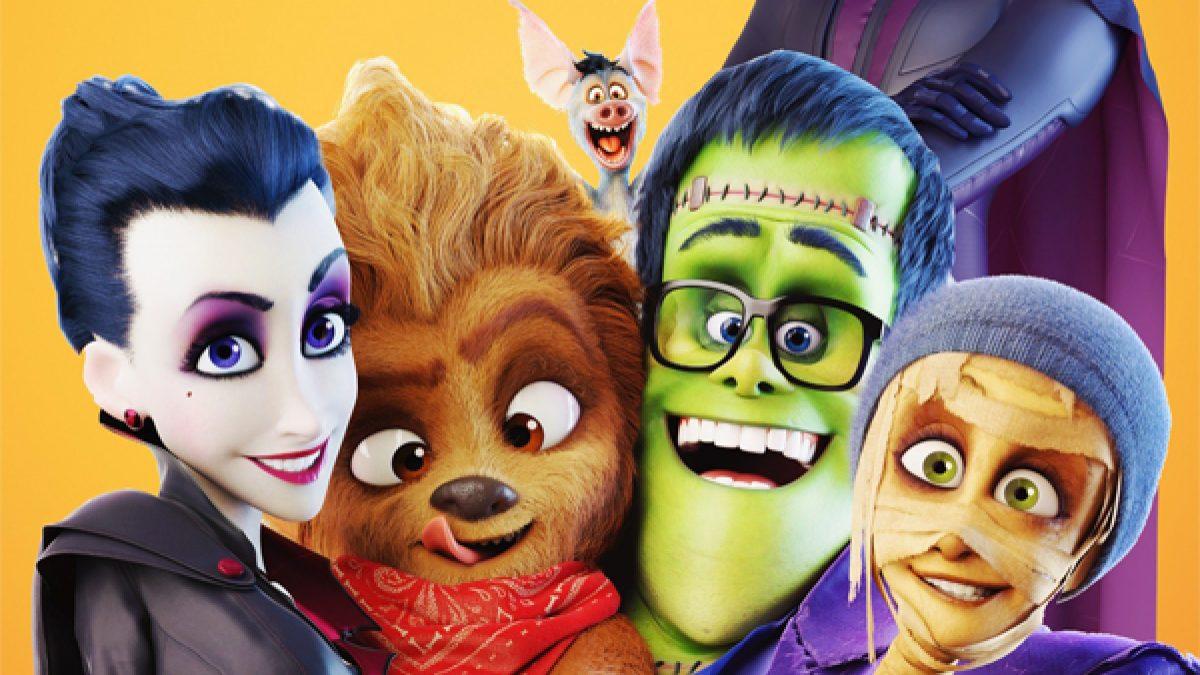 ตัวอย่างภาพยนตร์ Monster Family ครอบครัวตัวป่วน ก๊วนปีศาจ