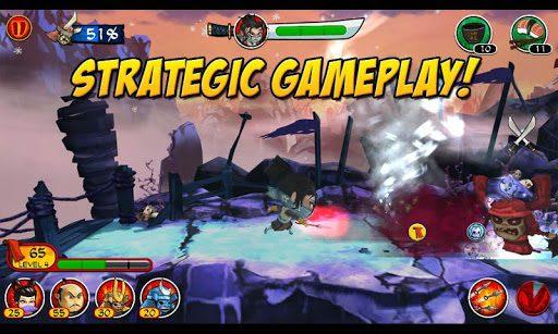 Samurai vs zombies 2 1