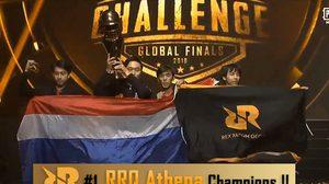 RRQ Athena แชมป์โลก PUBG Mobile Star Challenge 2018 กวาดเน้นๆ 6 ล้าน!