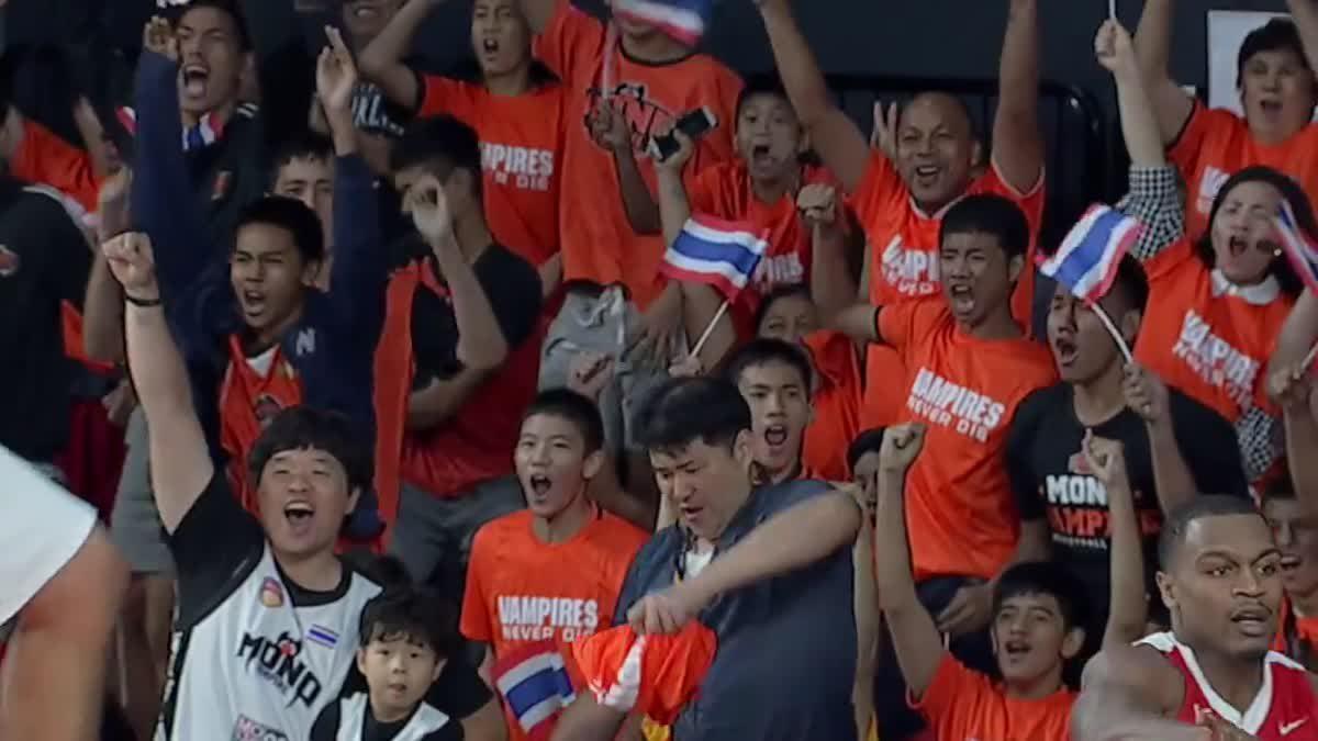 เตรียมพบกับการแข่งขัน FIBA Asia Champions Cup SEABA Qualifier