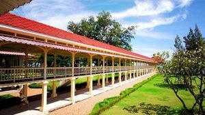 พระราชนิเวศน์มฤคทายวัน ความงามแห่งสถาปัตยกรรมแบบไทยประยุกต์