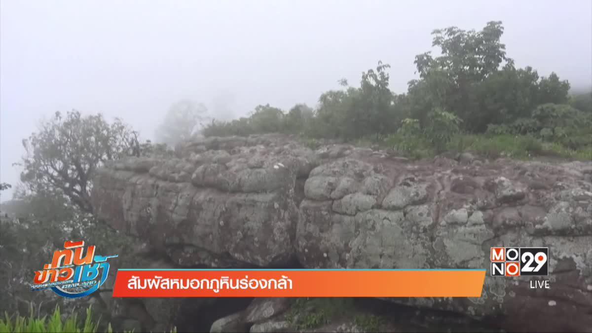 สัมผัสหมอกภูหินร่องกล้า จ.พิษณุโลก
