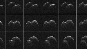 หวาดเสียว ! นาซาเปิดภาพดาวเคราะห์น้อยลอยผ่านโลกระยะใกล้