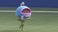 ไอเดียหลุดโลก! ทีมเบสบอลญี่ปุ่นเปิดตัว มัสคอต สุดเพี้ยน ฮือฮาไปทั่วโซเชียล