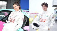 """โตโยต้า เรซซิ่ง สตาร์ทีม! จัดเต็มความแรง """"มารี เบรินเนอร์"""" แท็กทีมน้องใหม่ """"ปังปอนด์ อัครวุฒิ"""" พร้อมใส่เต็มสปีดใน Toyota Gazoo Racing Motorsport 2021"""