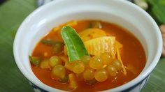 สูตร แกงส้มไข่ปลาเรียวเซียว ไข่ปลาใสๆ กับน้ำแกงเข้มข้น