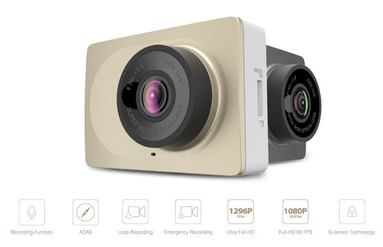 Smart Dash Cam yi-dash-2