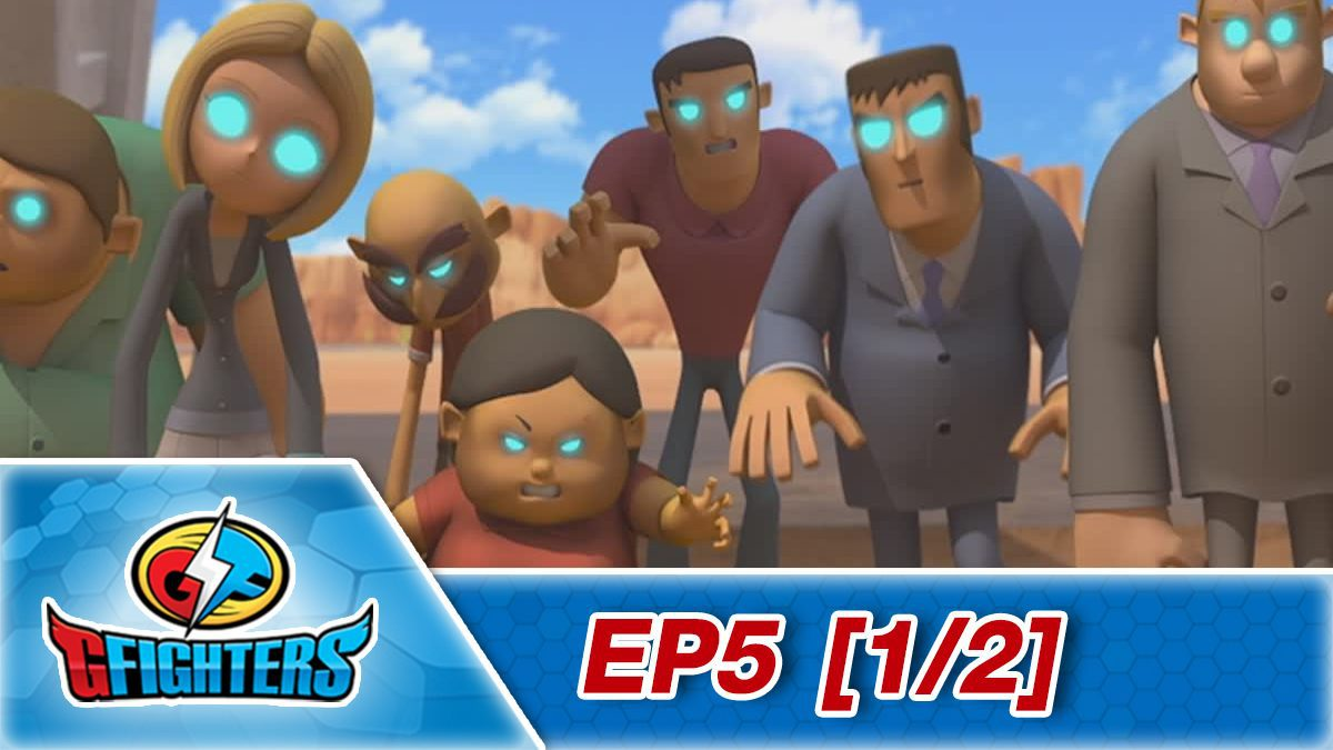 G fighter ep 5 [1/2]