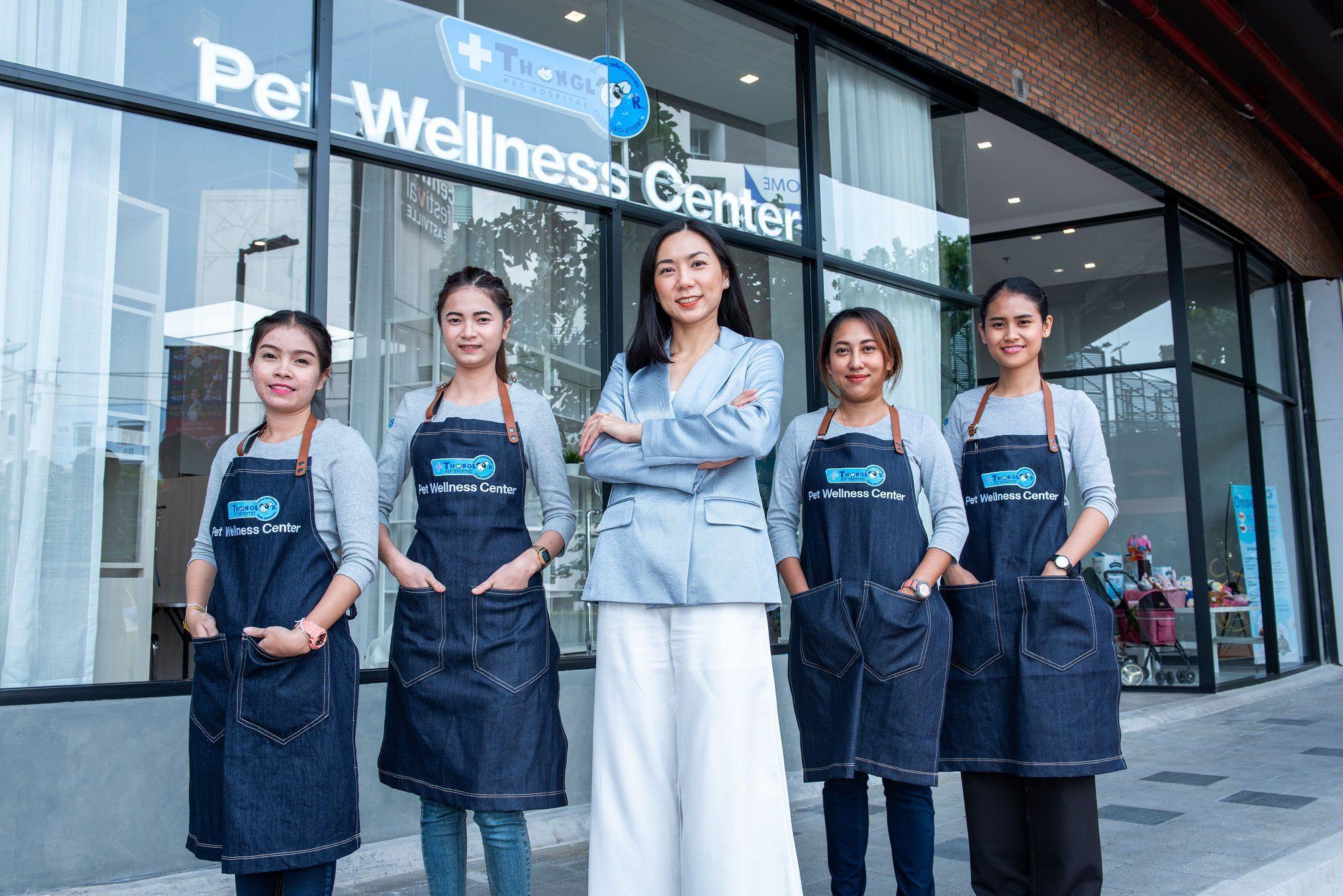 รพส.ทองหล่อ เปิด Pet Wellness Center ที่ Central EastVille