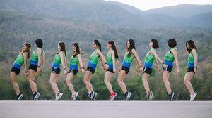 แจกความสดใส กับ รวมภาพ นักวิ่งน่ารัก จาก Aurora Team