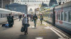 """A long Way Home"" เรานั่งรถไฟกลับบ้านกันไหม? 71 วัน 13 ประเทศ สู่กรุงเทพมหานคร"