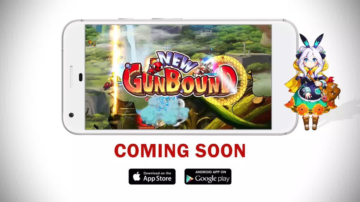 ตัวอย่างเกม NEW GUNBOUND เวอร์ชั่นเกมมือถือ เร็วๆ นี้