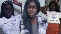 ส่องภาพ Lolita สาวผิวสีหน้าสวยปัง จนได้ฉายา Black Barbie