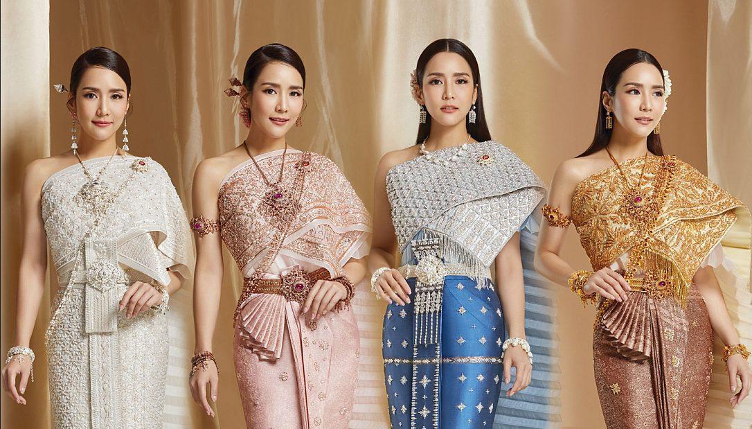 """ยืนหนึ่ง! ห้องเสื้อ วนัช กูตูร์ เจ้าของรางวัล 5 ปีซ้อน """"The Best of thai wedding dress"""""""