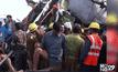 อุบัติเหตุรถไฟตกรางในอินเดีย