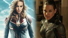 เอวานเจลีน ลิลลี ปิ๊งไอเดีย!! อยากให้ Captain Marvel มาเป็นผู้นำกลุ่มอเวนเจอร์สหญิง