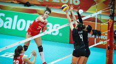 ผลวอลเลย์บอล : สาวไทย พ่าย ตุรกี 1-3 เซต ทิ้งทวนศึกลูกยางชิงแชมป์โลก