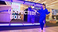 เบลล่า นำทีมดารา-เซเลบ ช้อปปิ้งแนวใหม่ผ่าน Pop Up นิทรรศการศิลปะ Lazada Un(Expected) Box
