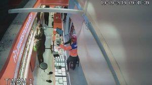 ไปรษณีย์ ชี้แจง คนร้ายสวมชุด พนง. เข้าปล้นร้านทอง