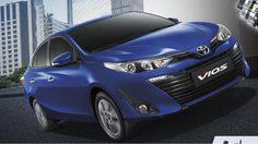 Toyota Vios เวอร์ชั่นลาว ดีไซน์คล้ายกับ Toyota Yaris ATIV บ้านเรา